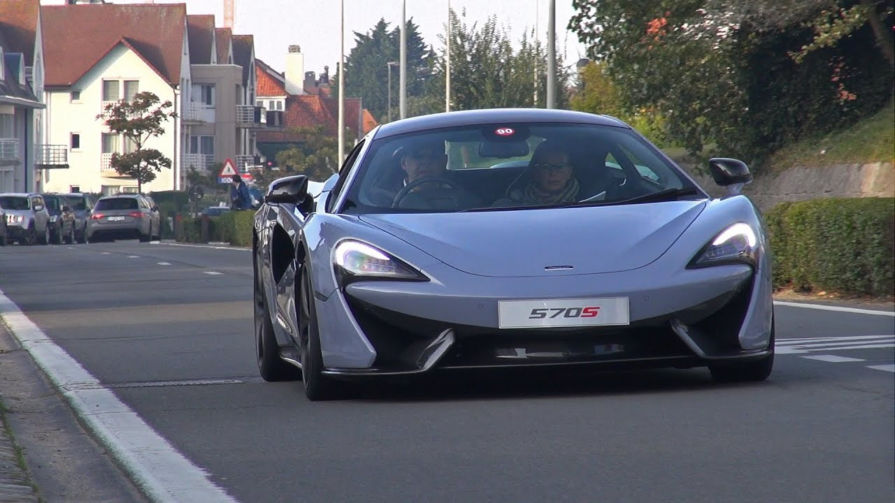 2016 mclaren 570s on the road exhaust sounds overview youtube. Black Bedroom Furniture Sets. Home Design Ideas