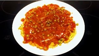 Egg Foo Young Recipe / 芙蓉蛋 (Resep Fuyunghai / Fu Yung Hai)