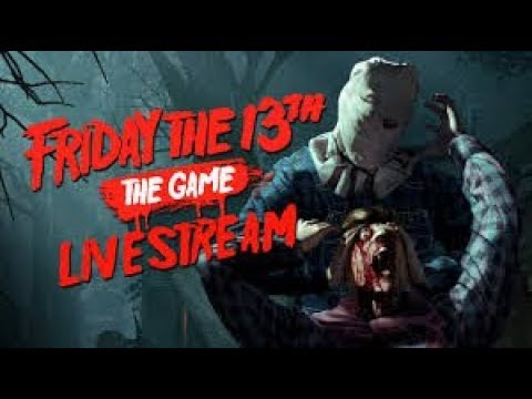 FRIDAY THE 13TH LIVE!