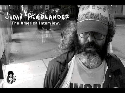Judah Friedlander - The America Interview (New Special on Netflix 10/31)