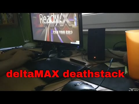 [osu!] - deltaMAX deathstack - HD HR FL PASS