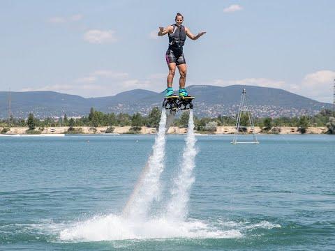 Exatlon: flyboardozni vittük a győztest thumbnail