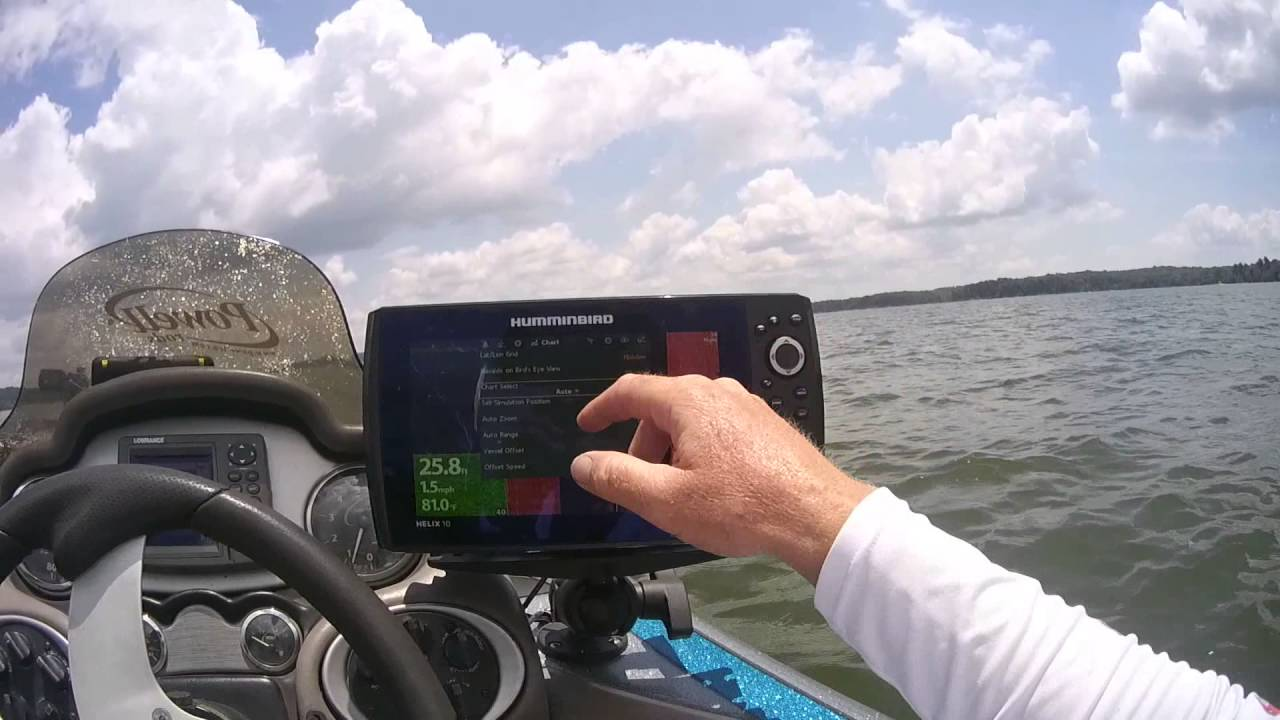 overview of the humminbird helix units - youtube, Fish Finder