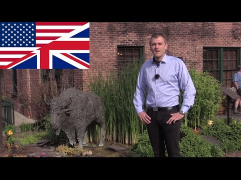 Whiskey Distillery Tour: Buffalo Trace