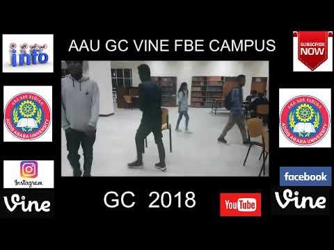 Addis Ababa University FBE campus Best New Ethiopian Vine 2018