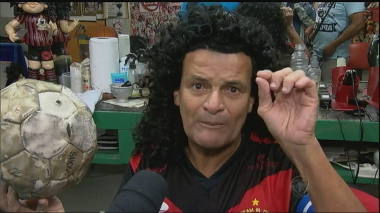 Artesanato Lembrancinhas Passo A Passo ~ Achamos no Brasil conheça o pior jogador de futebol do mundo YouTube