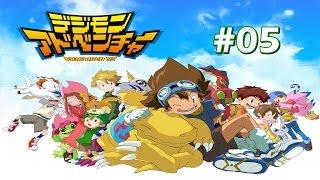 Digimon Adventure PSP #05: O Despertar de Kabuterimon! PT-BR