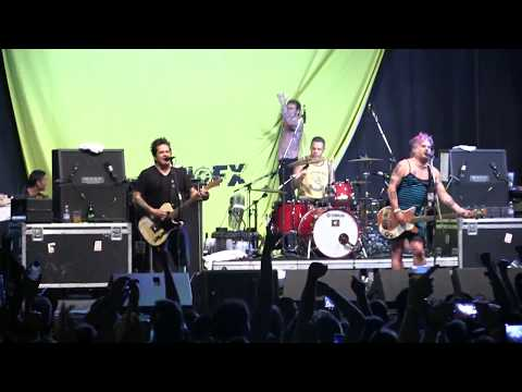 NOFX - Punk in Drublic Ljubljana 2018 (Full Show) HD