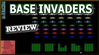 Base Invaders - on the ZX Spectrum 48K !! with Commentary