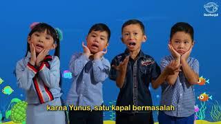 Lagu Sekolah minggu-YUNUS(Auntie Wawa Lukman n Kids)