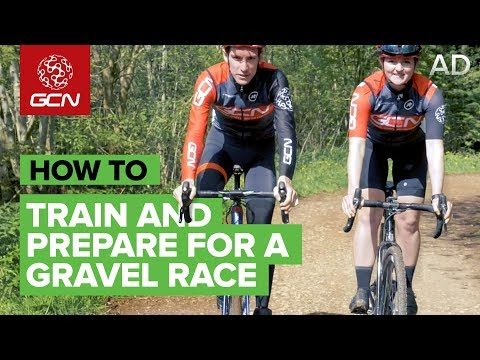 How To Train And Prepare For A Gravel Cycling Event