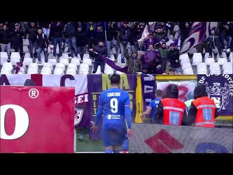 Il gol di Veretout - Torino - Fiorentina 1-2 - Giornata 29 - Serie A TIM 2017/18