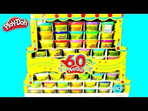 Pastel de Plastilina Play Doh Helados y Juguetes|Play Doh Cake Special edition|MDJ