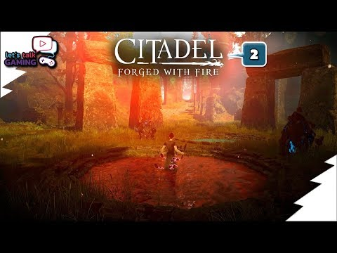 Citadel: Forged with Fire - Starting on our Patreon Server - E02