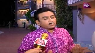 जेठालाल और टप्पू मुंबई तक पर लाइव.. | Mumbai Tak