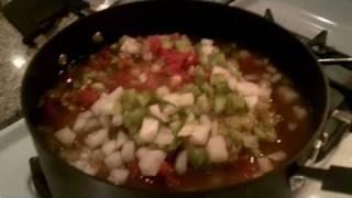 Kathy's Recipe Vegan Vegetable Soup 3