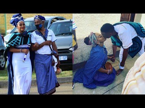 Letoya Makhene and