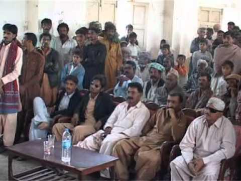 Minister Relief Sindh Haleem Adil Sheikh visit Deh 170 Digri District Mirpur Khas