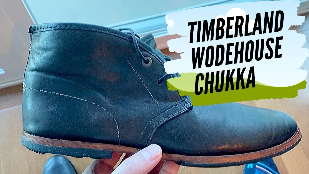 Timberland Wodehouse Chukka Review