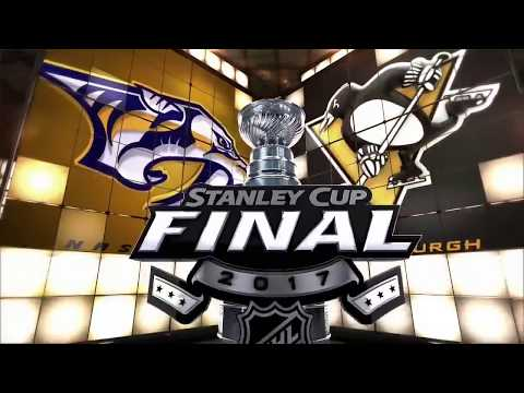 2017 NHL STANLEY CUP PLAYOFFS AND FINAL WESTERN VS EASTERN NEW 2017 NHL on NBC Intro !