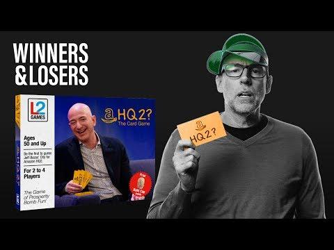 Amazon HQ2: The Winner Is…