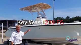 Key West 219 FS - 2018 - Ocean Marine Group - Presented by Rob Pond