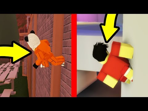 HOW TO RUN ON WALLS IN ROBLOX