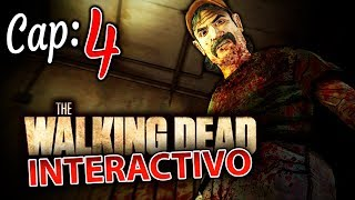 Arruinamos Todo! - The Walking Dead Interactivo - Ep 4 - En VIVO