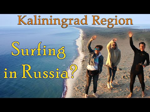 Kaliningrad Oblast: Surfing, Cats and Amber. Former German Cities in Russia Today. - Ruslar.Biz