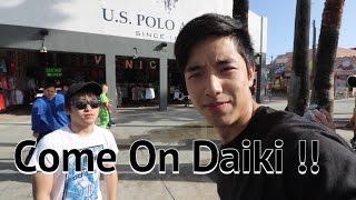 How to แกล้ง ไดกิ!!! | Vlog 006