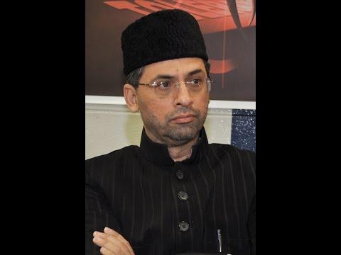 """Dr. Salman Turabi. Radio Pakistan Shaam-e-Ghareebaan """"Dawat-Ilal-Haq"""" 2015"""