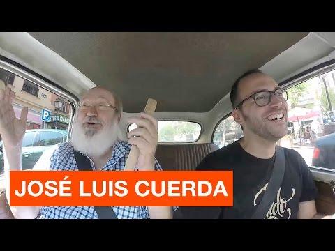 AUTOENTREVISTAS - 30 minutos con José Luis Cuerda en un Seiscientos