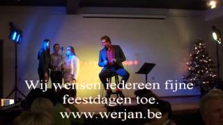 Zalig kerstfeest - buon natale   Werner Janssenswillen