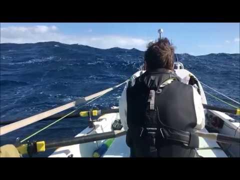 4 Nations Atlantic Row 2017