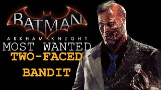 Batman Arkham Knight - Two-Faced Bandit (Two Face)