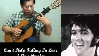 Can't Help Falling In Love-Elvis Presley - Played Arr. NOH DONGHWAN