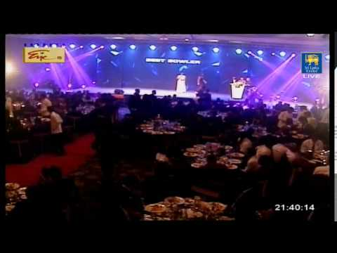 Dialog Sri Lanka Cricket Awards 2015 - Full