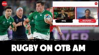 I want to see Joe make changes | Mike McCarthy | Ireland vs Japan