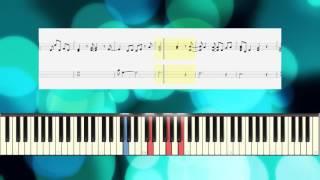 Que Seria de Mi - Tutorial - Solo Piano