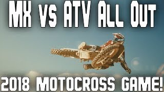 MX vs ATV All Out - NEW DIRT BIKE GAME!