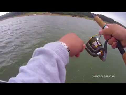 Bewl Water Fishing