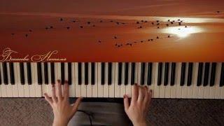 Виктор Цой. Кукушка. Кавер на пианино.