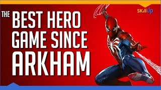 Marvel's Spider-Man - A Brief Review (No Spoilers) (Video Game Video Review)