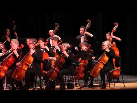 Pioneer Valley Symphony in Concert February 13, 2016, Part 1