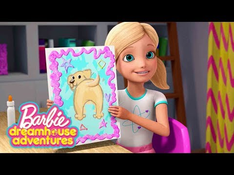 LIVE 🔴Barbie Dreamhouse Adventures | Dibujos animados en Español Castellano | Barbie España