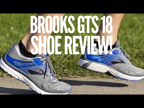 brooks-gts-18-running-shoe-review!-worth-buying-in-2018?!?!