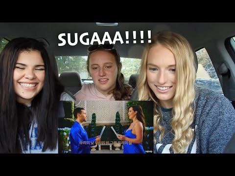 MAX - Blueberry Eyes (feat. SUGA of BTS) [Official Music Video] | REACTION