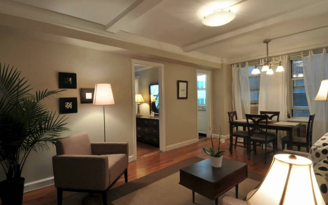 Classic Tudor City One Bedroom   New York City Apartment For Sale   YouTube