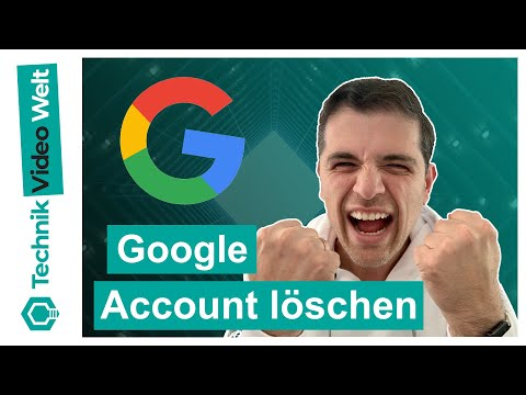 Google 🔍 Account löschen 2020 🧨 from YouTube · Duration:  4 minutes 49 seconds
