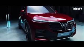 Chính thức giới thiệu hai mẫu xe VinFast 2018. ĐẸP KINH KHỦNG!